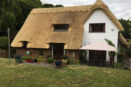 Complete Re-Thatch - Dover, Kent