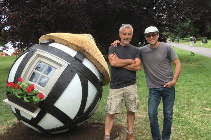 Lars Fisks - Sculptor - Tudor Ball