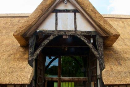 Full Re-Thatch - Aylesford Tea Rooms